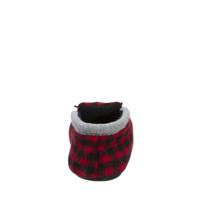 Boy's Holiday Moccasin Bootie