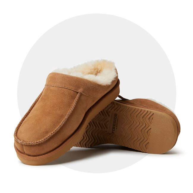 31a7be775126f Slippers - House Slippers & Shoes | Dearfoams®