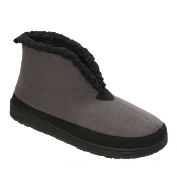 Men's Microsuede Boot with Mudguard