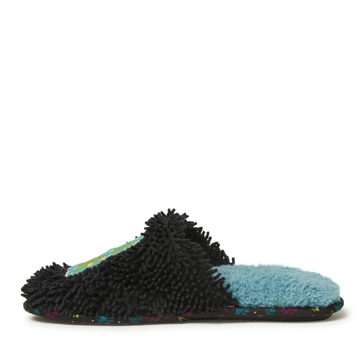 Women's Dog Hair Don't Care Scuff with Detachable Dog Toy