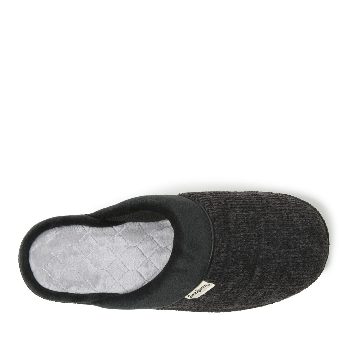 Women's Samantha Chenille Clog with Quilted Sock