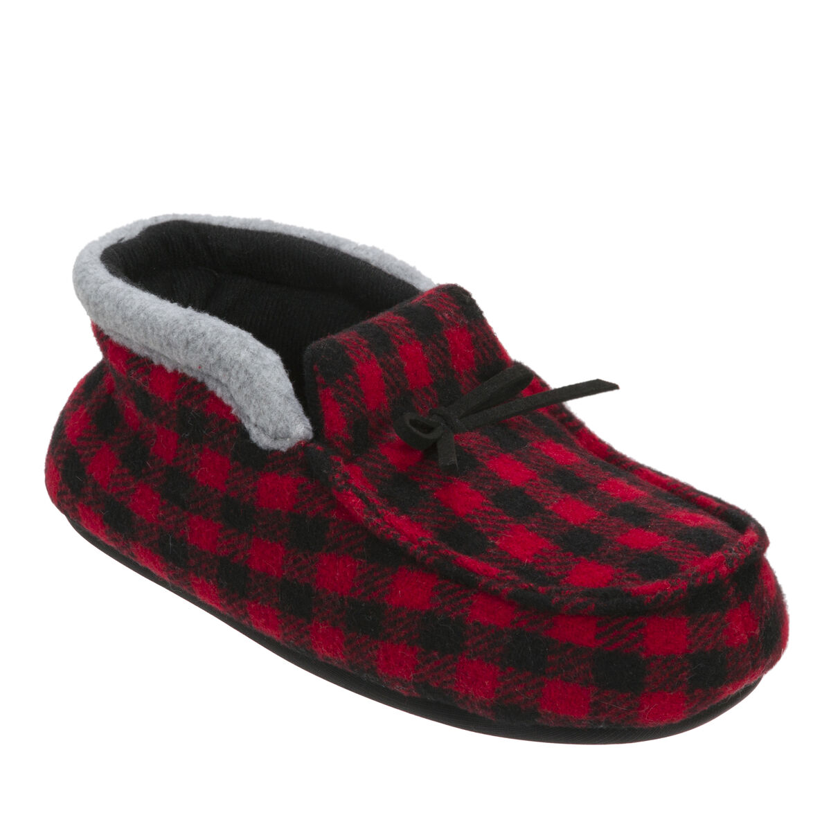 Kids Holiday Moccasin Bootie