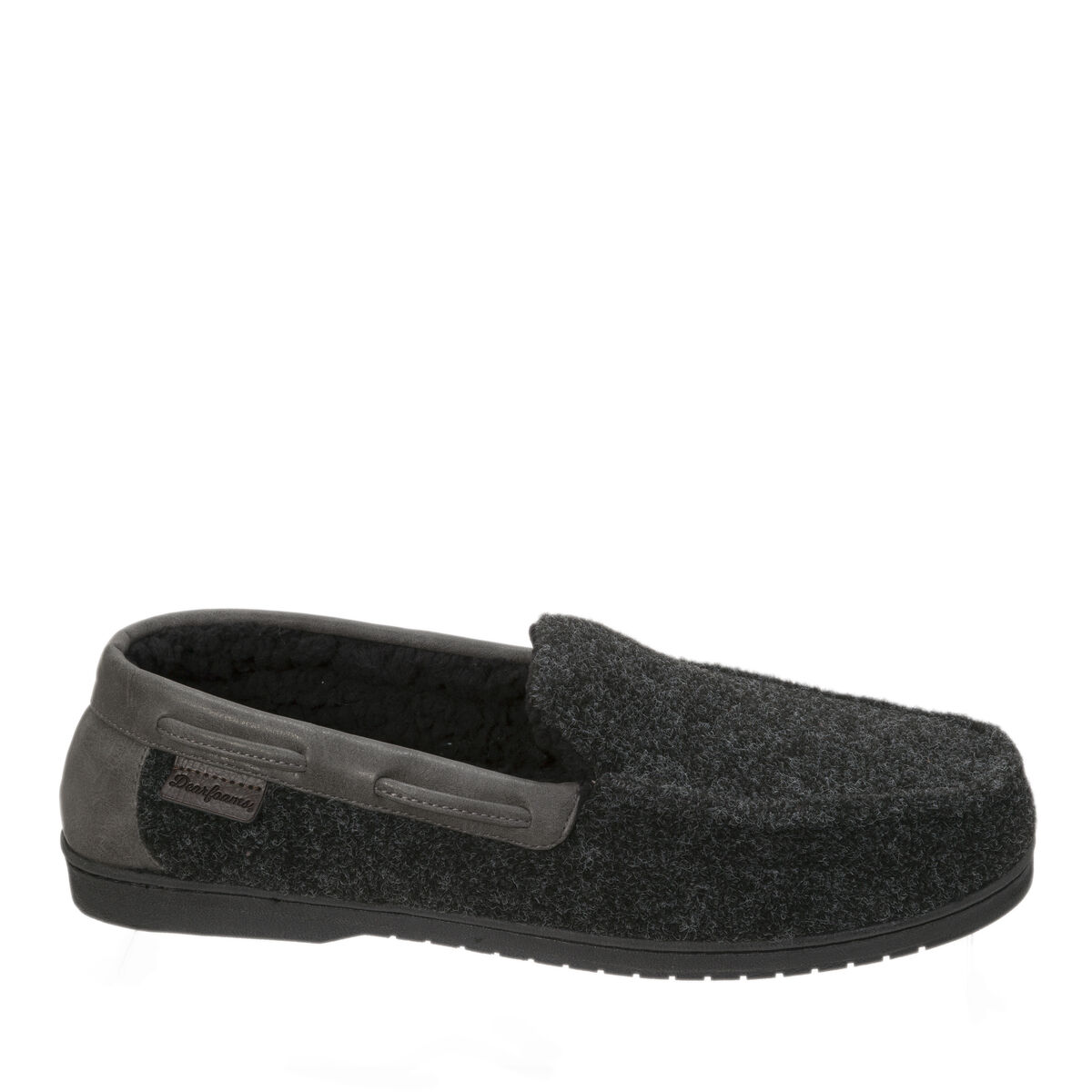 Men's Mixed Material Moccasin