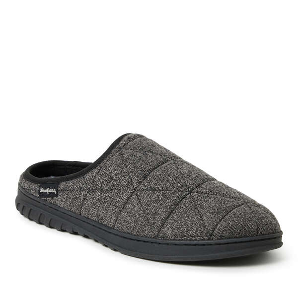 Men's Heathered Knit Clog