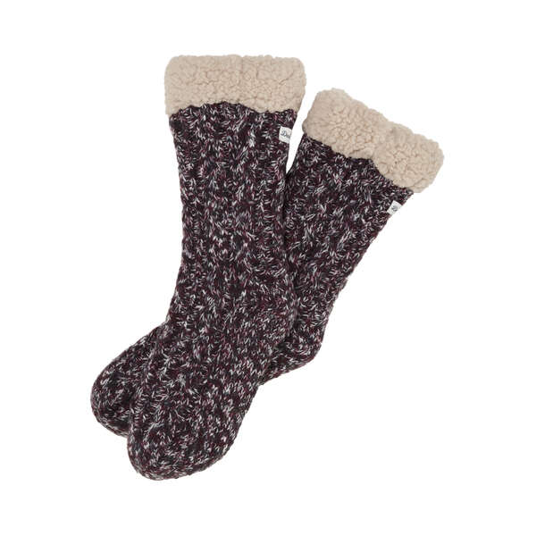 Womens Slipper Socks Free Shipping Dearfoams