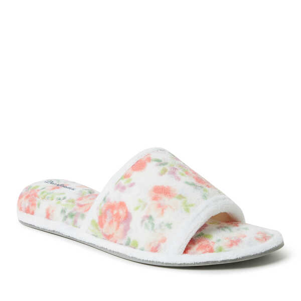 07abcbb63a0 Women s Beatrice Microfiber Terry Slide with Quilted Vamp