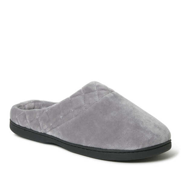 ef20824af85e Women s Darcy Microfiber Velour Clog with Quilted Cuff