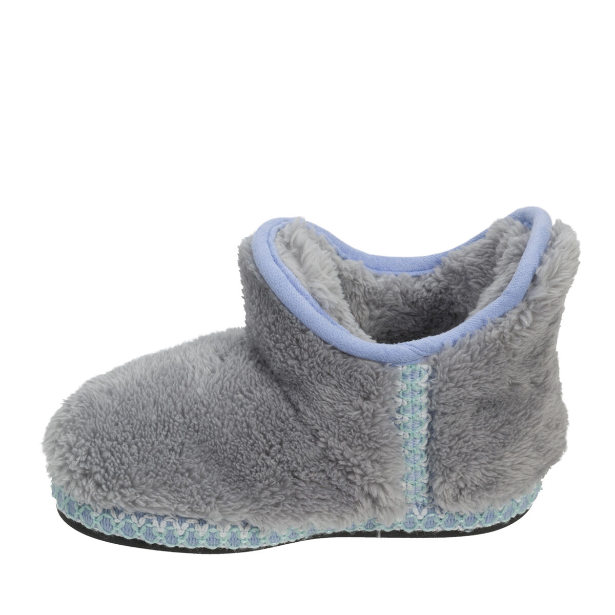Kids Pile Bootie with Trim