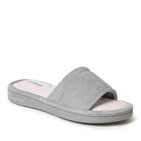 b976ae9a6682 Women s Alice Colorblocked Microfiber Terry Slide