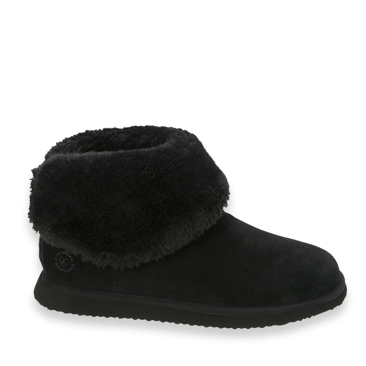 Women's Genuine Suede Bootie