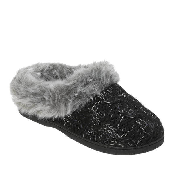45cd0d80043 Women s Space-Dye Cable Knit Clog