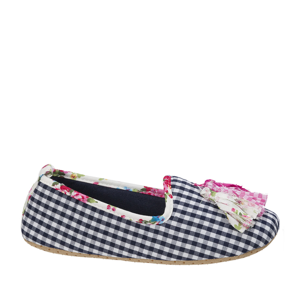 Women's Soft Soled Loafer With Tassel