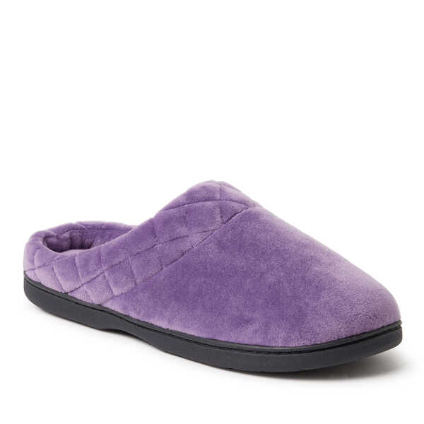 46d879de241 Women s Darcy Microfiber Velour Clog with Quilted Cuff