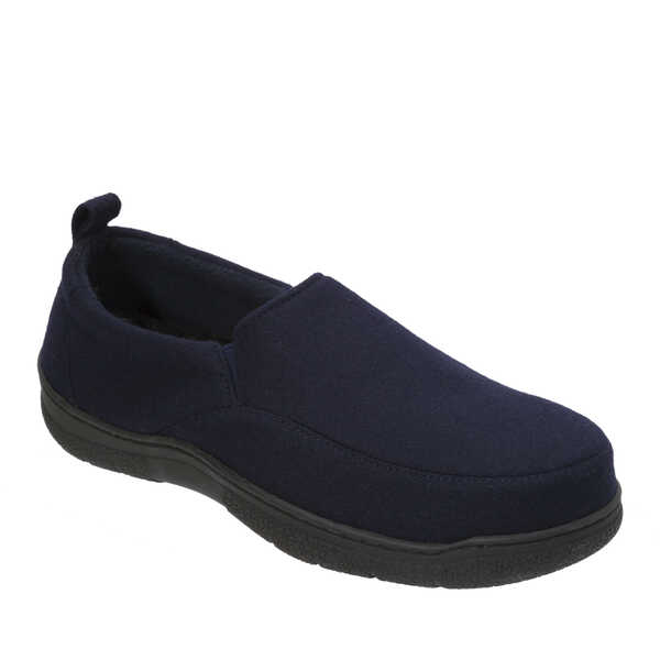 Men's Genuine Wool Jungle Moc Closed Back