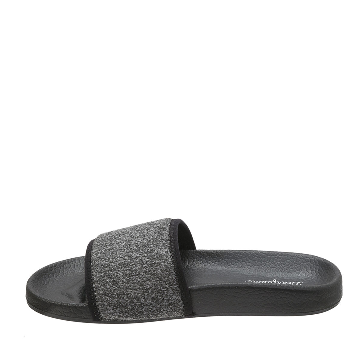 Women's Variegated Knit Slide