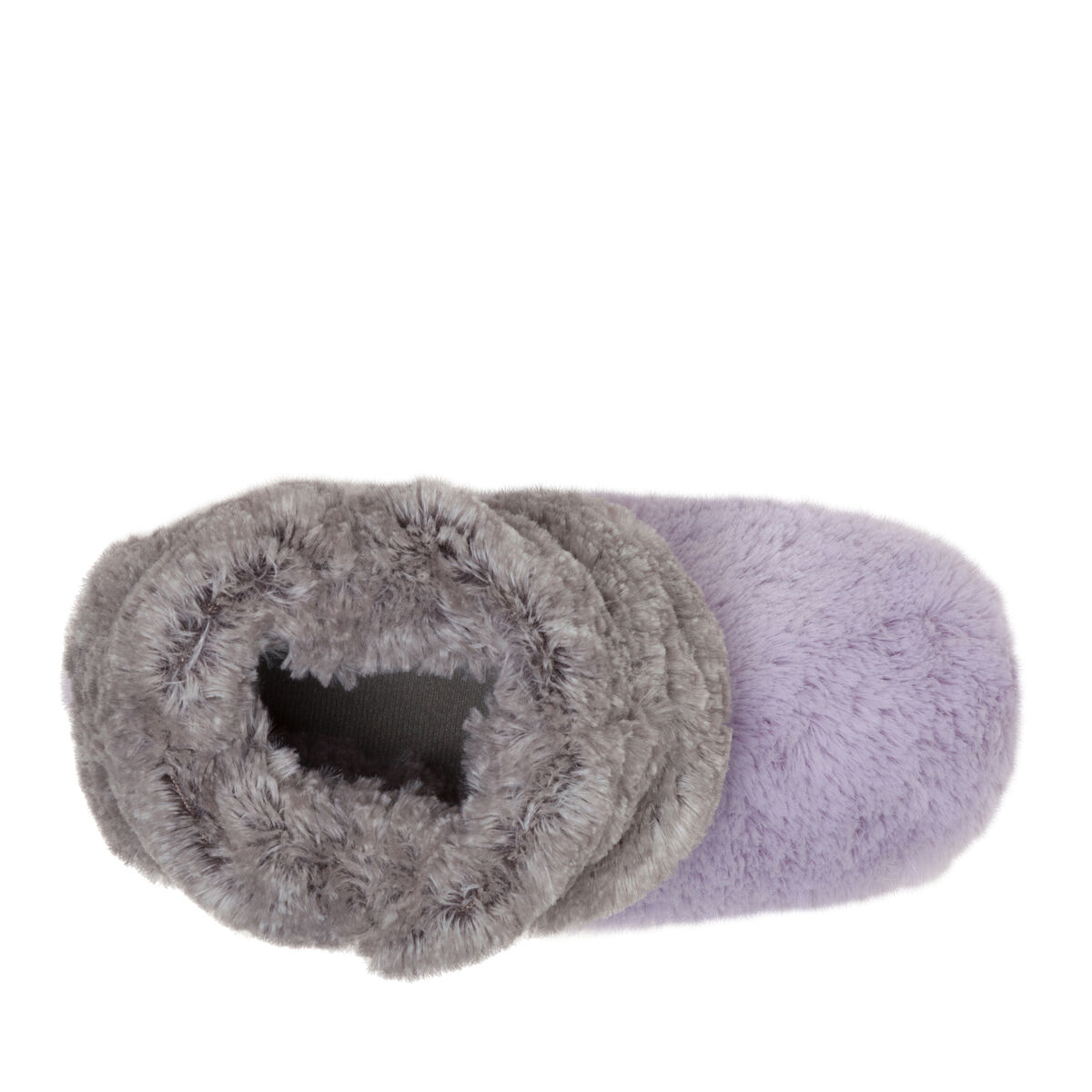 Women's Faux Fur Foldown Bootie Slipper