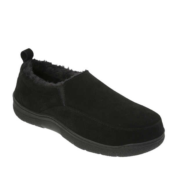 Men's Genuine Suede Jungle Moc Closed Back
