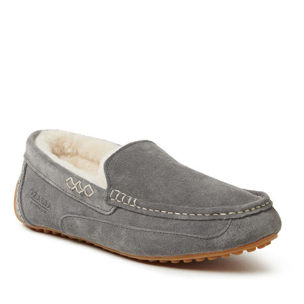 Women's Genuine Shearling Moccasin