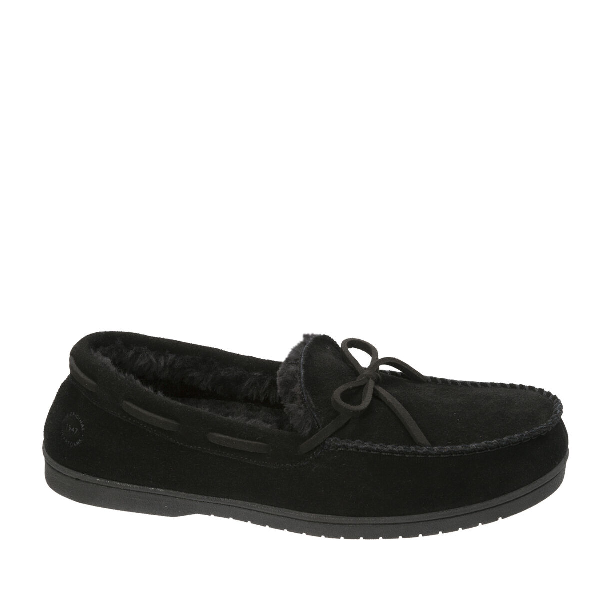 Men's Genuine Suede Moccasin
