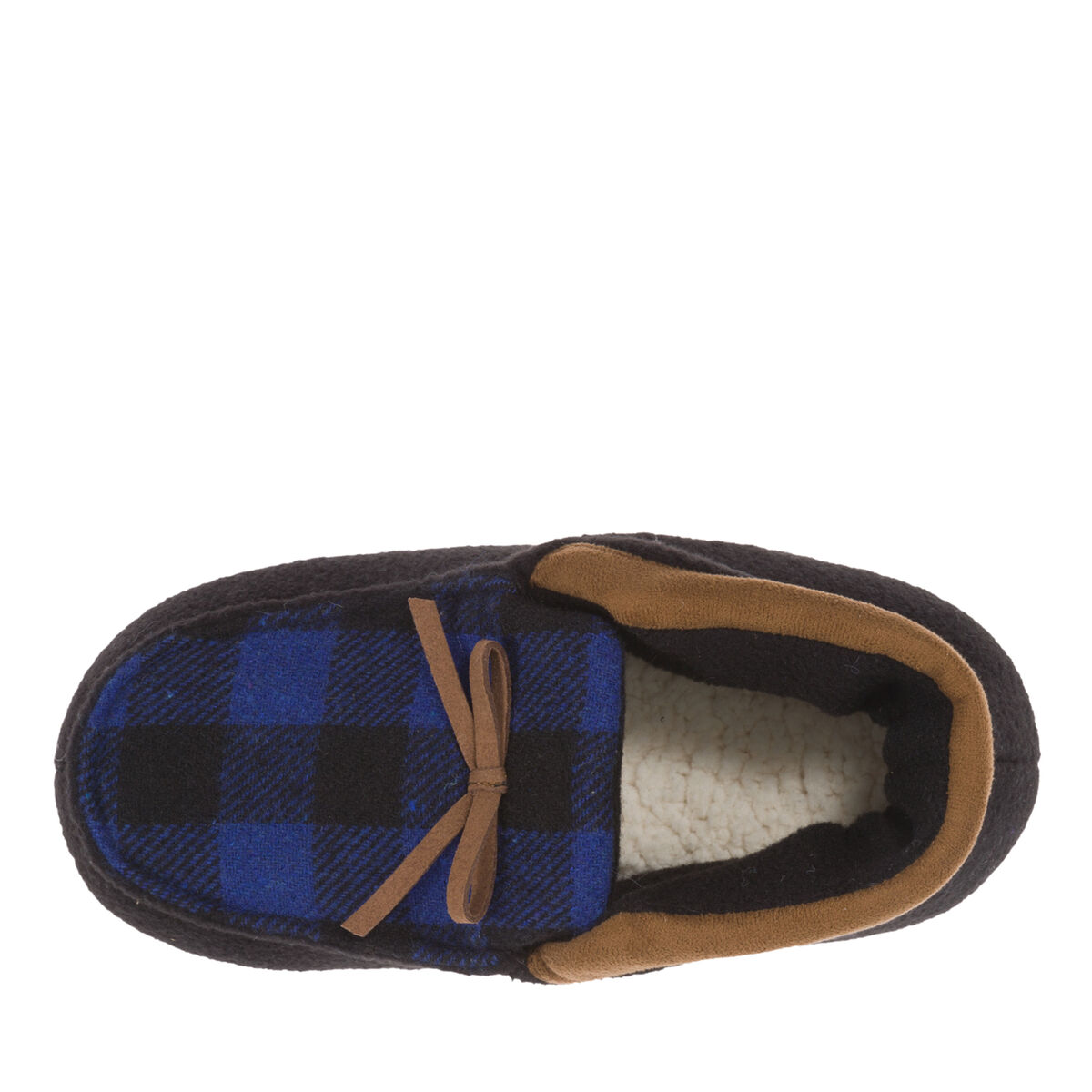 Kids Plaid Bootie