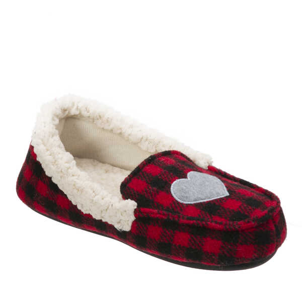Kids Holiday Moccasin
