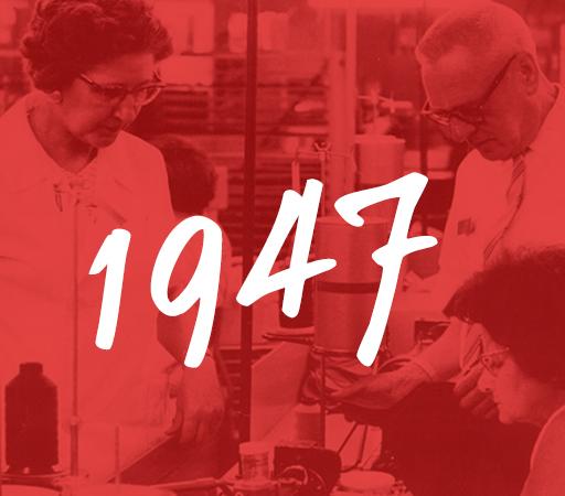 1947 Dearfoams History