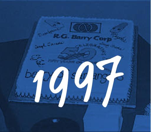 1997 Dearfoams History
