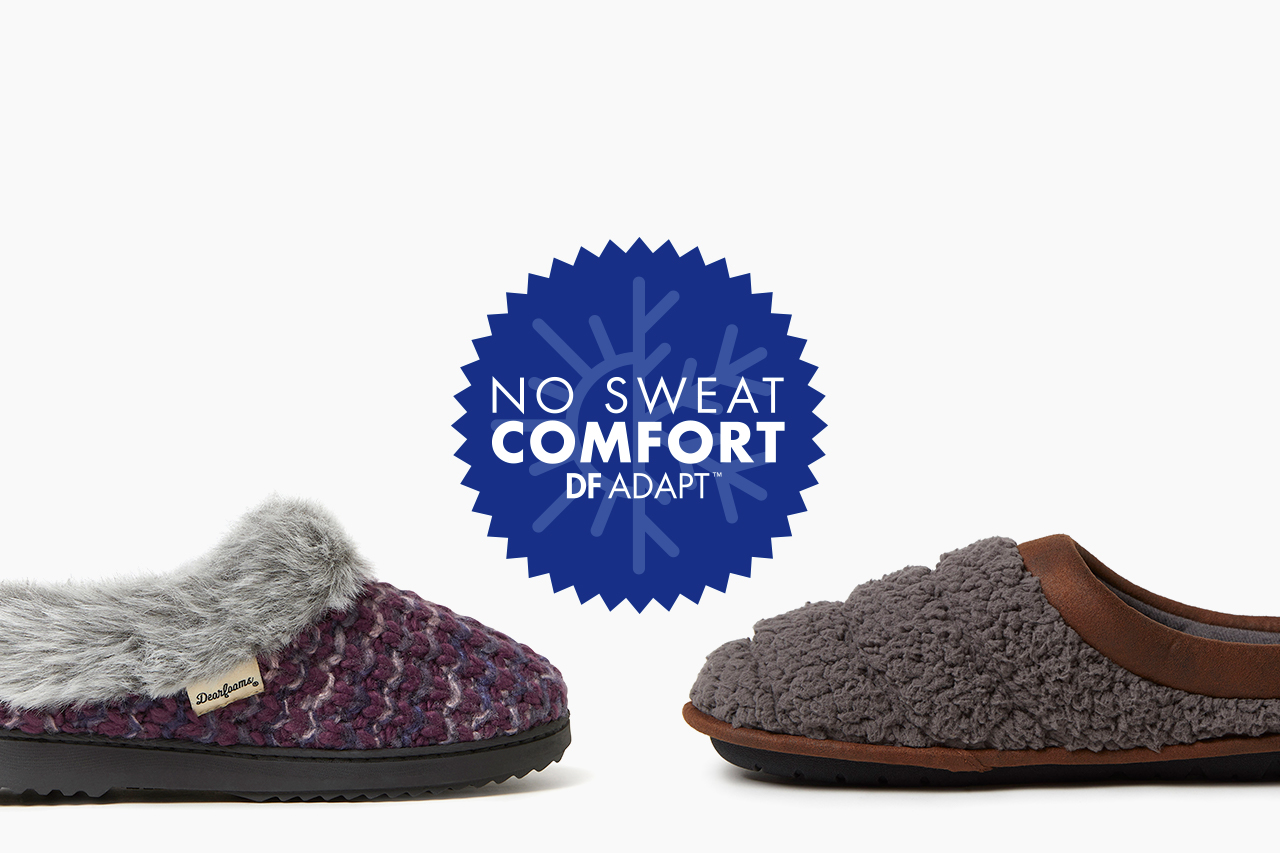 Keep your feet cozy and dry with DF Adapt; find it in NEW fall styles!