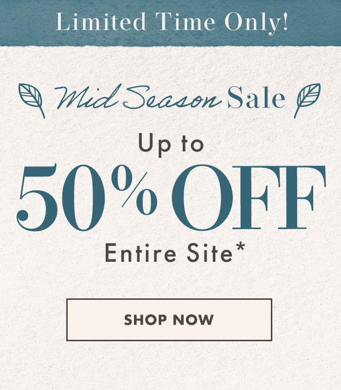50% off entire site