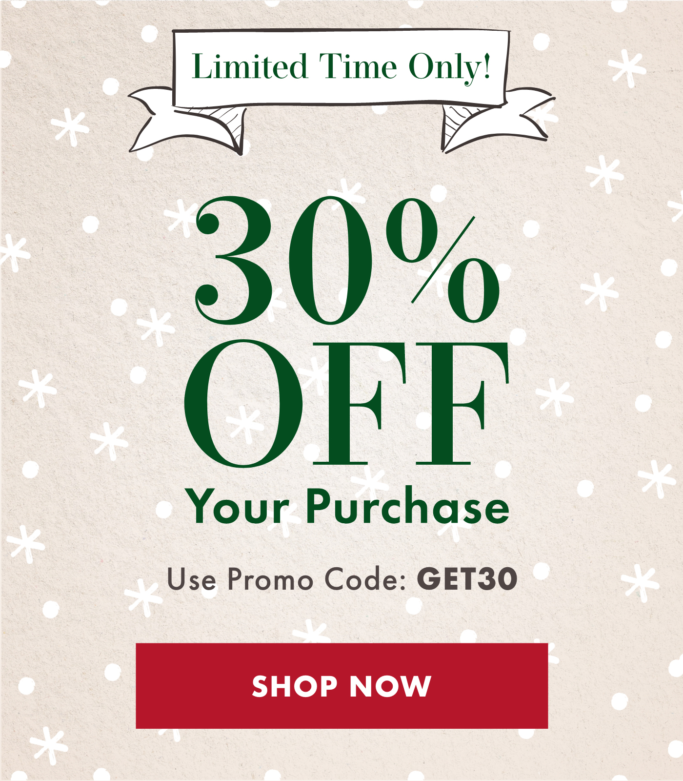 up to 50% off entire site