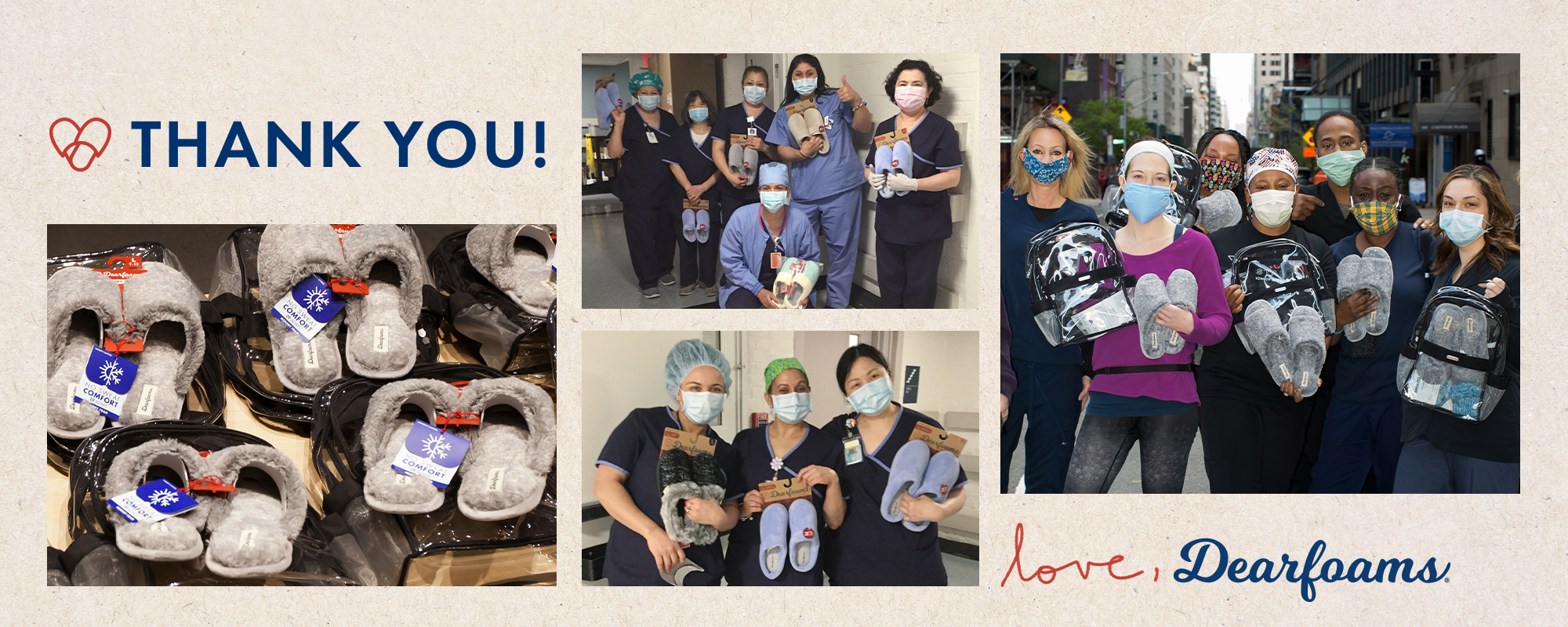 Donating 100,000 Masks To Healthcare Heroes